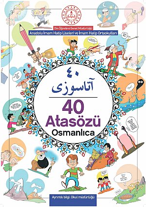 40 Atasözü (Osmanlıca)